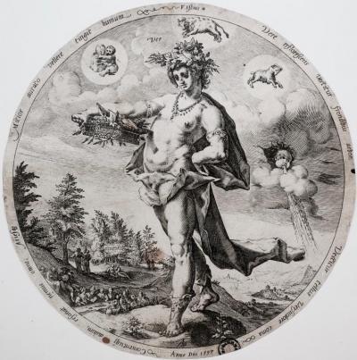 GOLTZIUS Hendrick (d'après)
